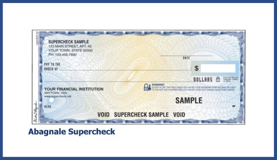 The Personal Supercheck