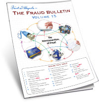 Abagnale Fraud Bulletin Vol. 15